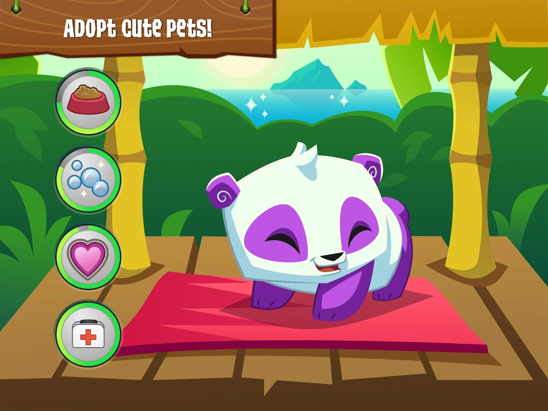 Animal Jam Play Wild Screenshot